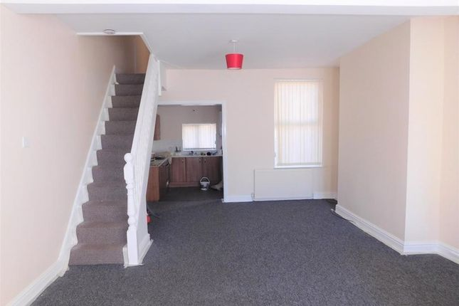 Thumbnail Terraced house to rent in Cowper Street, Bootle