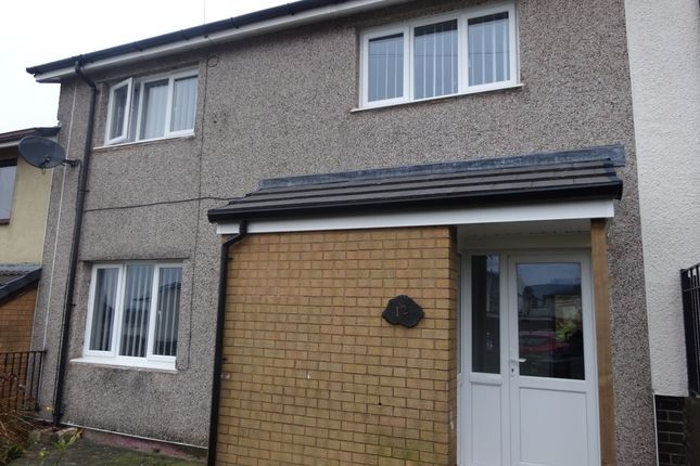 Thumbnail Semi-detached house to rent in Abbey Gardens, Hattersley