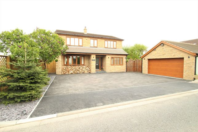 Thumbnail Detached house for sale in Doncaster Road, Whitley