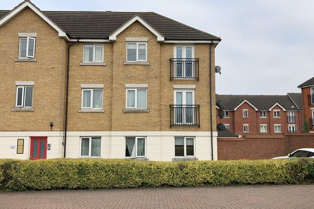 Thumbnail Flat for sale in Grenville Road, Chafford Hundred