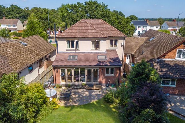 4 bed detached house for sale in Rugby Road, Binley Woods, Coventry CV3