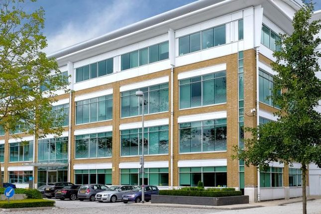 Thumbnail Office to let in The Meadows Business Park, Station Approach, Blackwater, Camberley