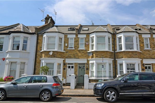 Thumbnail Terraced house to rent in Ewald Road, Fulham