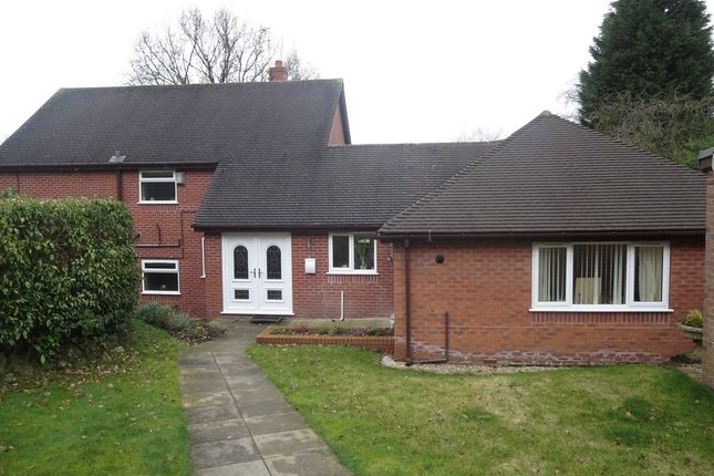 Thumbnail Detached house for sale in Common Lane, Whitmore, Newcastle