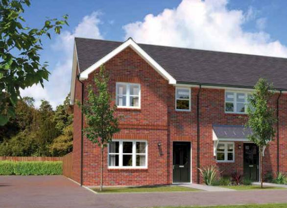 Thumbnail Mews house for sale in Douglas Meadow, Bolton Road, Adlington