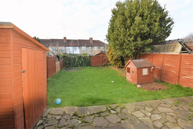 Thumbnail Semi-detached house to rent in Hall Lane, London