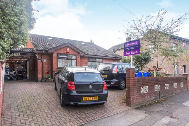 Thumbnail Bungalow for sale in Grove Road, Heron Cross, Stoke-On-Trent