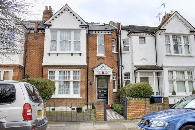 5 bed terraced house for sale in Spencer Avenue, London