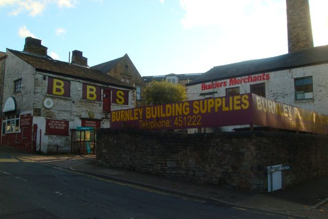 Thumbnail Commercial property for sale in Hammerton Street, Burnley