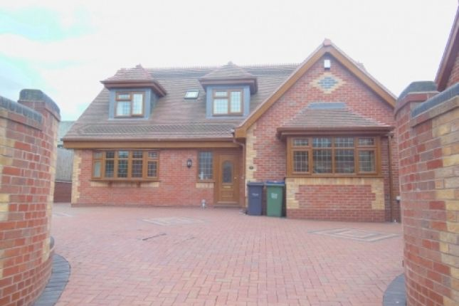 Thumbnail Detached house to rent in Dudley Street, West Bromwich