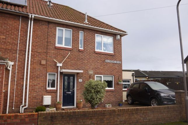 3 bed semi-detached house for sale in Hollymount Square, Bedlington NE22