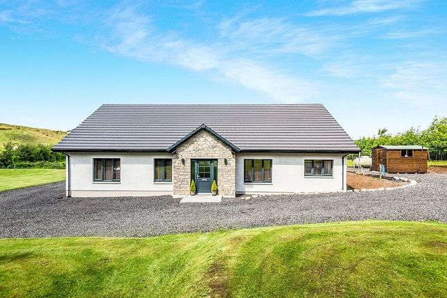 Thumbnail Bungalow for sale in Knockfarrel, Dingwall