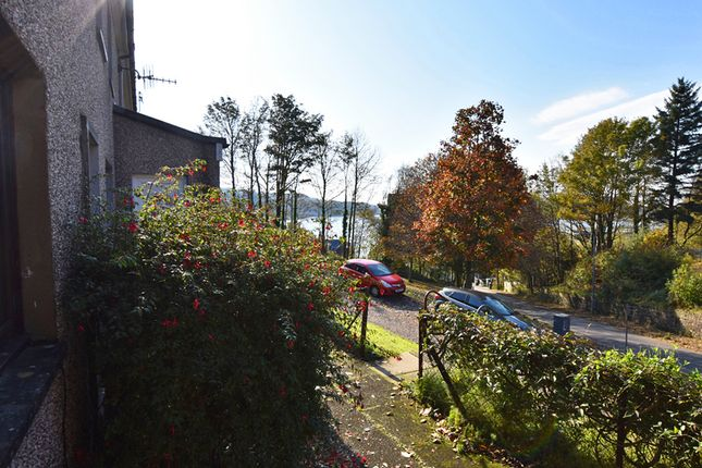Thumbnail Terraced house for sale in Bayview Road, Dunollie, Oban