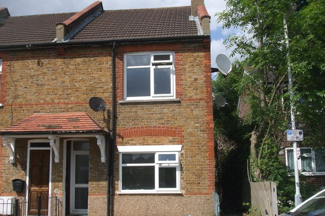 Thumbnail End terrace house to rent in Brickfield Lane, Harlington, Hayes