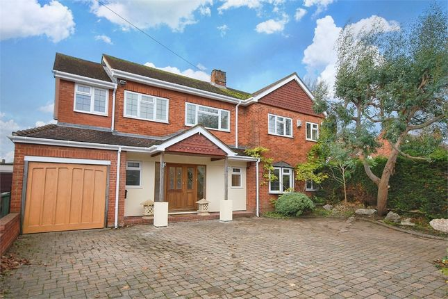 Thumbnail Detached house for sale in Sundon Road, Houghton Regis, Bedfordshire