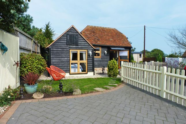 Thumbnail Detached bungalow for sale in Boreham Hill, Boreham Street, Hailsham