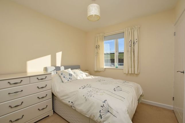 Bedroom of Wartha Mews, Fraddon, St. Columb TR9