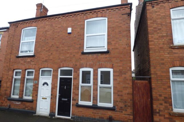 Thumbnail Semi-detached house to rent in St Johns Street, Long Eaton
