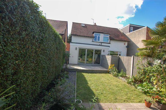 Thumbnail Semi-detached house for sale in Exchange Road, West Bridgford, Nottingham