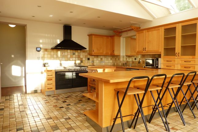 Thumbnail Detached house to rent in Sherwood Road, Hendon, London