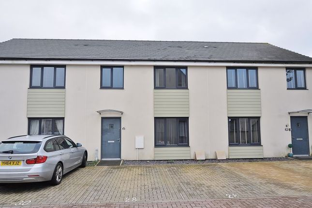 4 bed terraced house for sale in Marazion Way, Plymouth PL2
