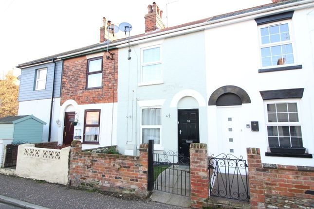 Thumbnail Terraced house to rent in Pier Road, Gorleston, Great Yarmouth