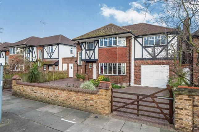 Thumbnail Detached house for sale in Ellesmere Road, Twickenham