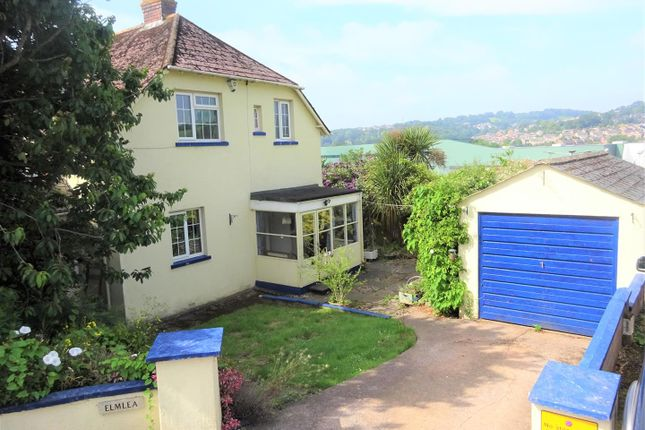 Thumbnail Detached house for sale in Taddyforde Estate, Exeter