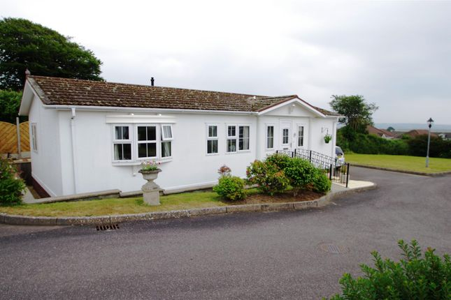 Thumbnail Mobile/park home for sale in Dune View Mobile Home Park, Braunton