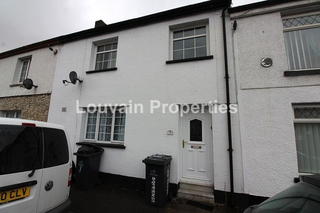 Thumbnail Property to rent in Park Row, Tredegar, Blaenau Gwent.