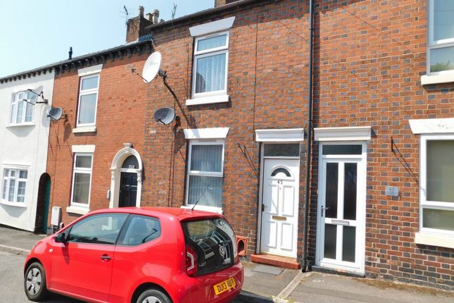 Thumbnail Terraced house to rent in Earl Street, Newcastle-Under-Lyme