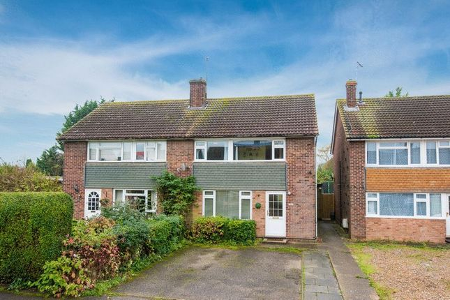 3 bed semi-detached house for sale in Glebe Close, Pitstone, Leighton Buzzard