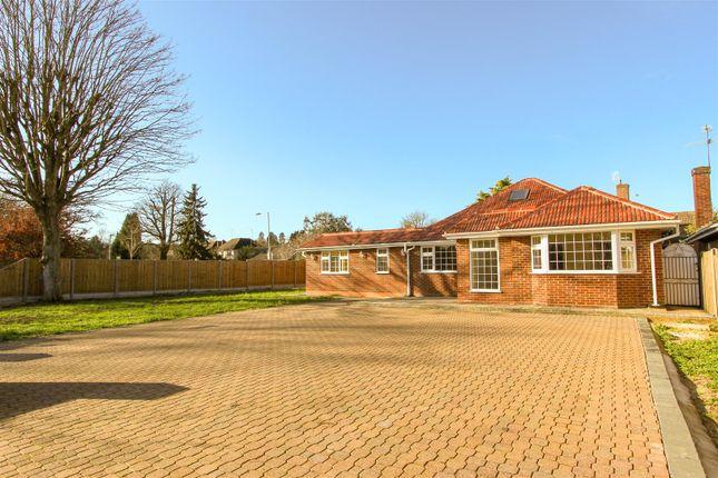 Thumbnail Detached bungalow for sale in Thornhill Road, Ickenham, Uxbridge