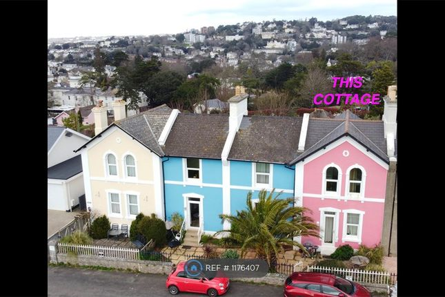 Thumbnail Terraced house to rent in Coastguard Cottages, Torquay