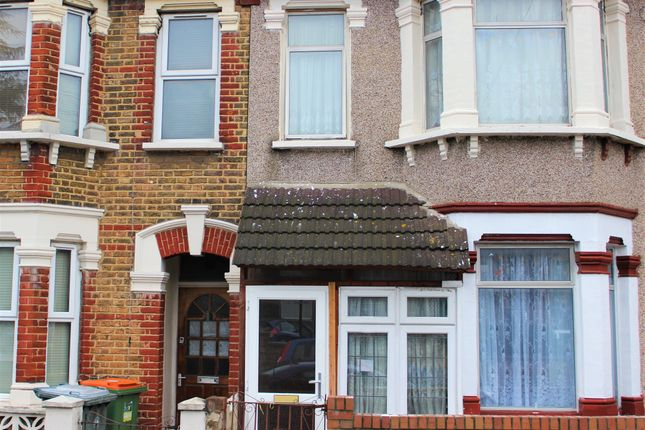 Thumbnail Terraced house for sale in St Bartholomews Road, East Ham