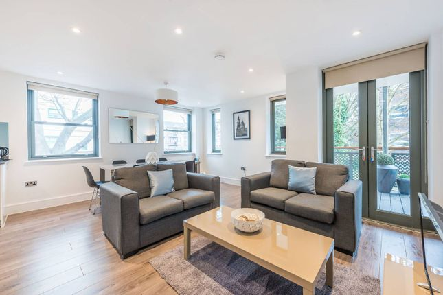 Thumbnail Flat to rent in Spring Grove, Kew Bridge