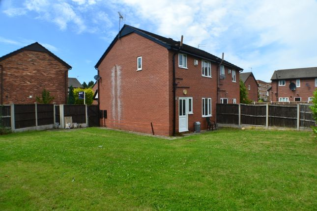 Thumbnail Terraced house to rent in Brampton Drive, City Centre