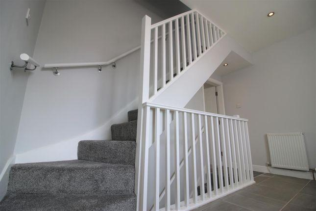 Stairs of Bradshaw Street, Lancaster LA1