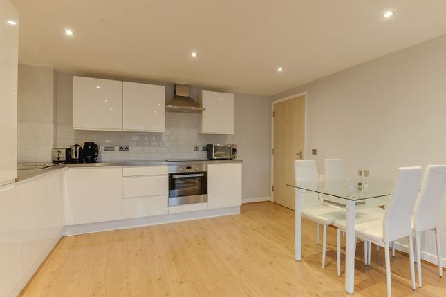 Thumbnail Flat for sale in Carrington Court, Royston