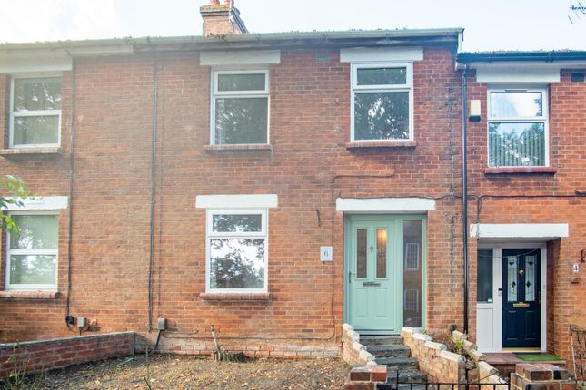 3 bed terraced house to rent in Suffolk Road, Andover, Hampshire SP10