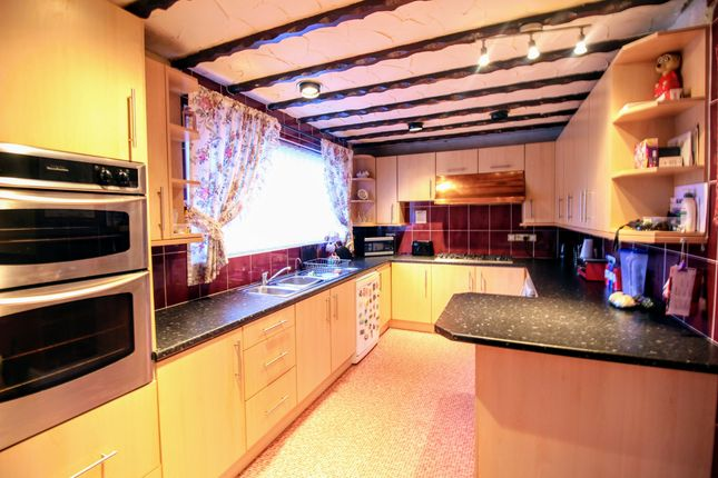 Thumbnail Detached house for sale in Newton Drive, Stanley Park, Blackpool