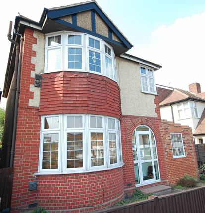 Thumbnail Detached house to rent in Kingston Road, Ewell, Epsom