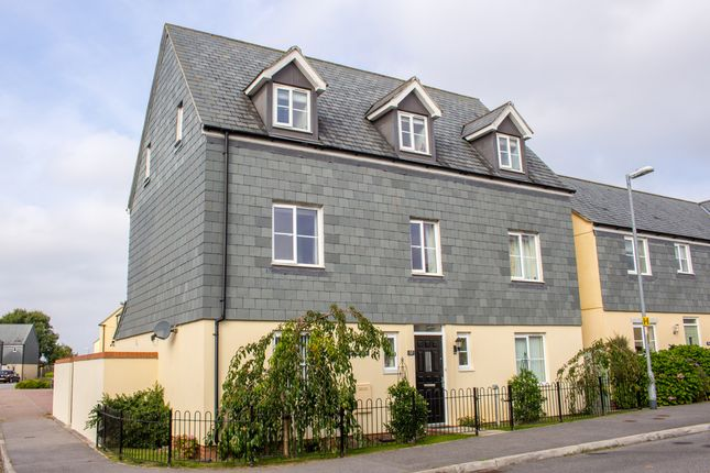 Thumbnail Detached house for sale in The Hurlings, St. Columb