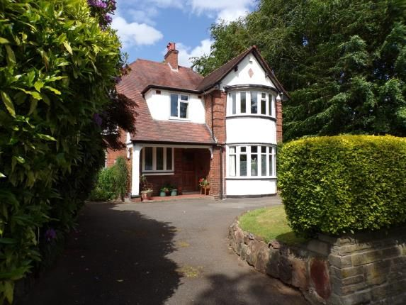 Thumbnail Detached house for sale in Moor Green Lane, Moseley, Birmingham, West Midlands
