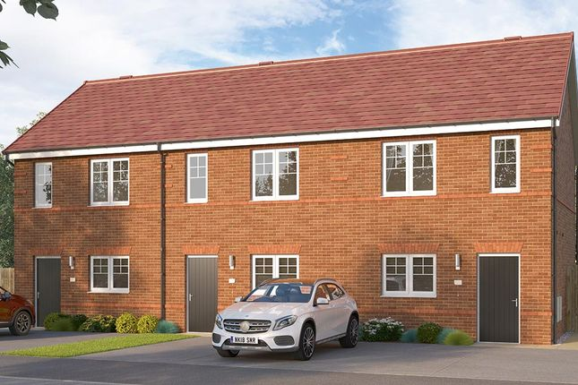 """2 bed end terrace house for sale in """"The Beckbridge End"""" at """"The Beckbridge End"""" At Etwall Road, Mickleover, Derby DE3"""