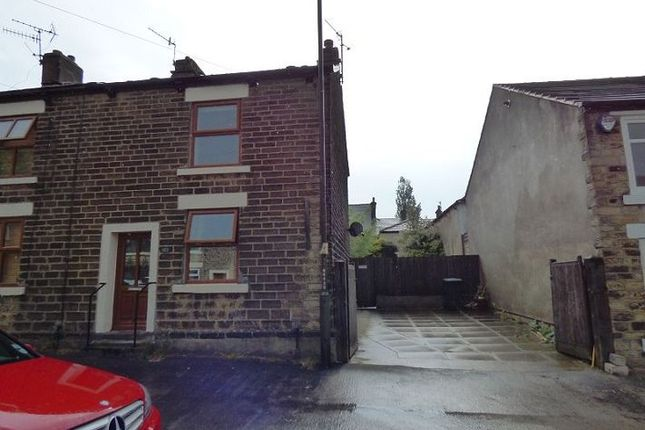 Thumbnail Terraced house to rent in Manor Park Road, Glossop