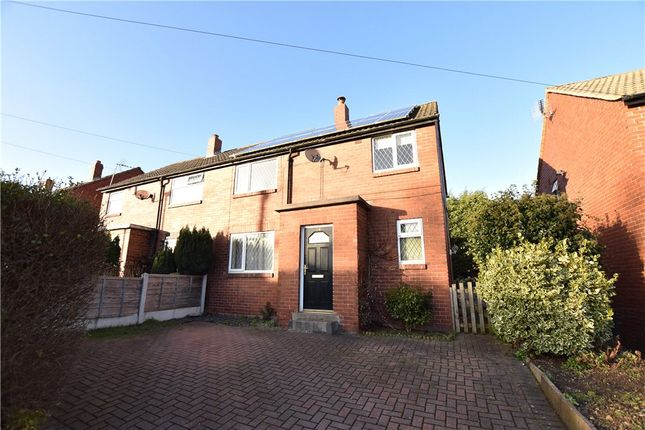Thumbnail Semi-detached house to rent in Albany Road, Rothwell, Leeds