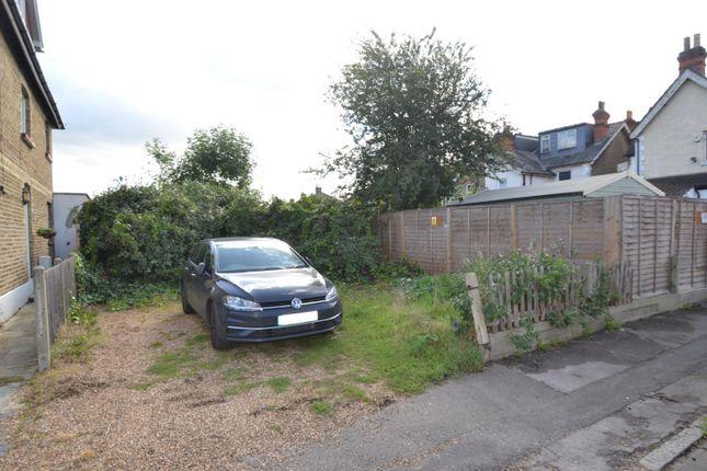 Parking Area of Hersham Road, Hersham, Walton-On-Thames KT12