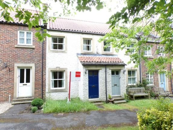 Thumbnail Terraced house for sale in Culloden Mews, Cravengate, Richmond, North Yorkshire