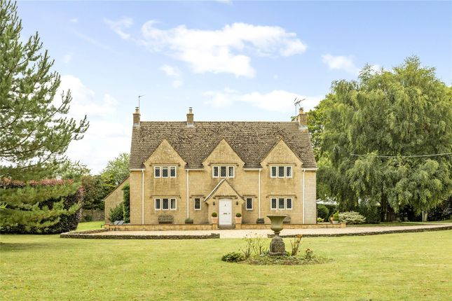 Thumbnail Detached house for sale in Willesley, Tetbury, Gloucestershire